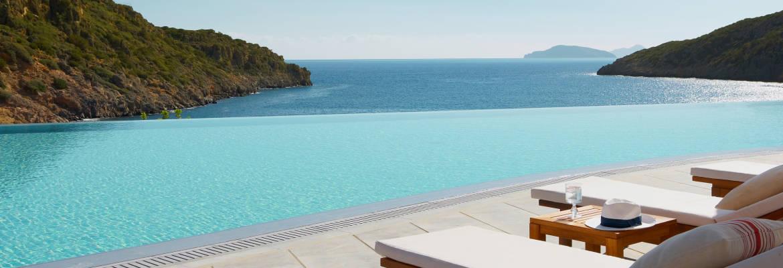 Новинки отелей. Премиум пакет в Daios Cove, о. Крит